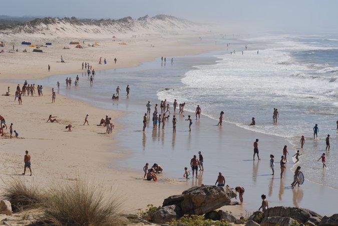 Pedrógão Sul | Praia do Pedrógão é novamente galardoada com Qualidade de Ouro