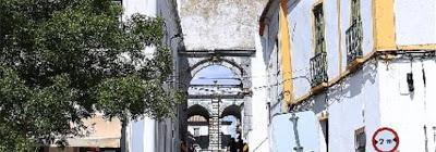 Beja | Recuperação do Arco dos Prazeres