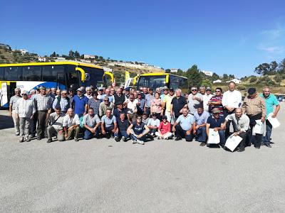 Iniciativa da Câmara Municipal Agricultores de Cantanhede visitaram Feira Nacional da Agricultura