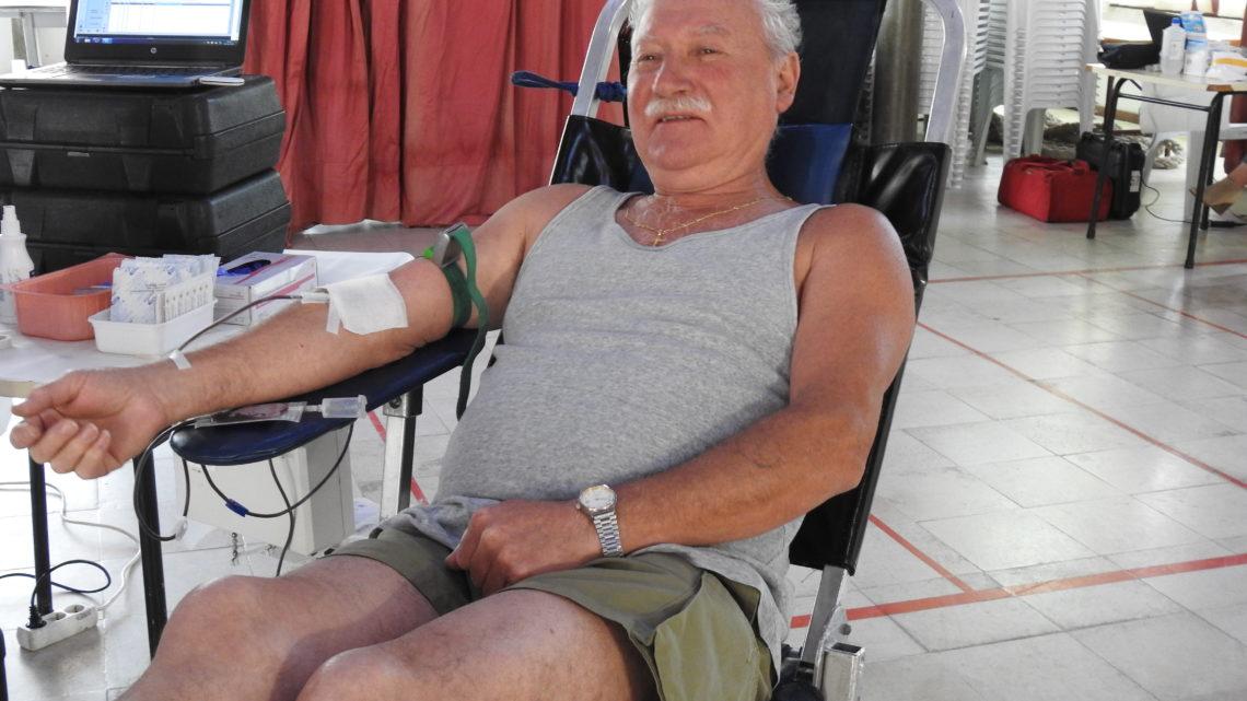 Fotorreportagem | ADASCA realizou Sessão para Colheitas de Sangue e Convívio no âmbito do Dia Mundial do Dador de Sangue em Cacia
