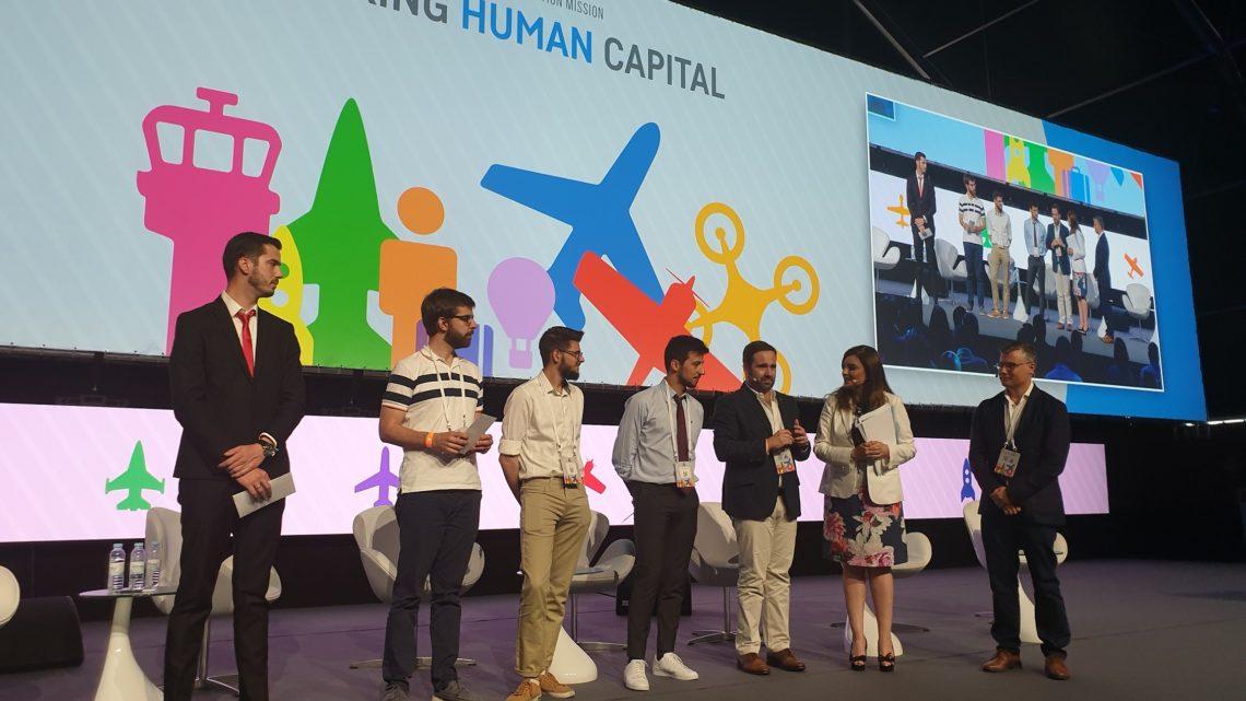 Coimbra | Projeto que pretende aumentar o desempenho na administração dos aeroportos distinguido no Portugal Air Summit 2019