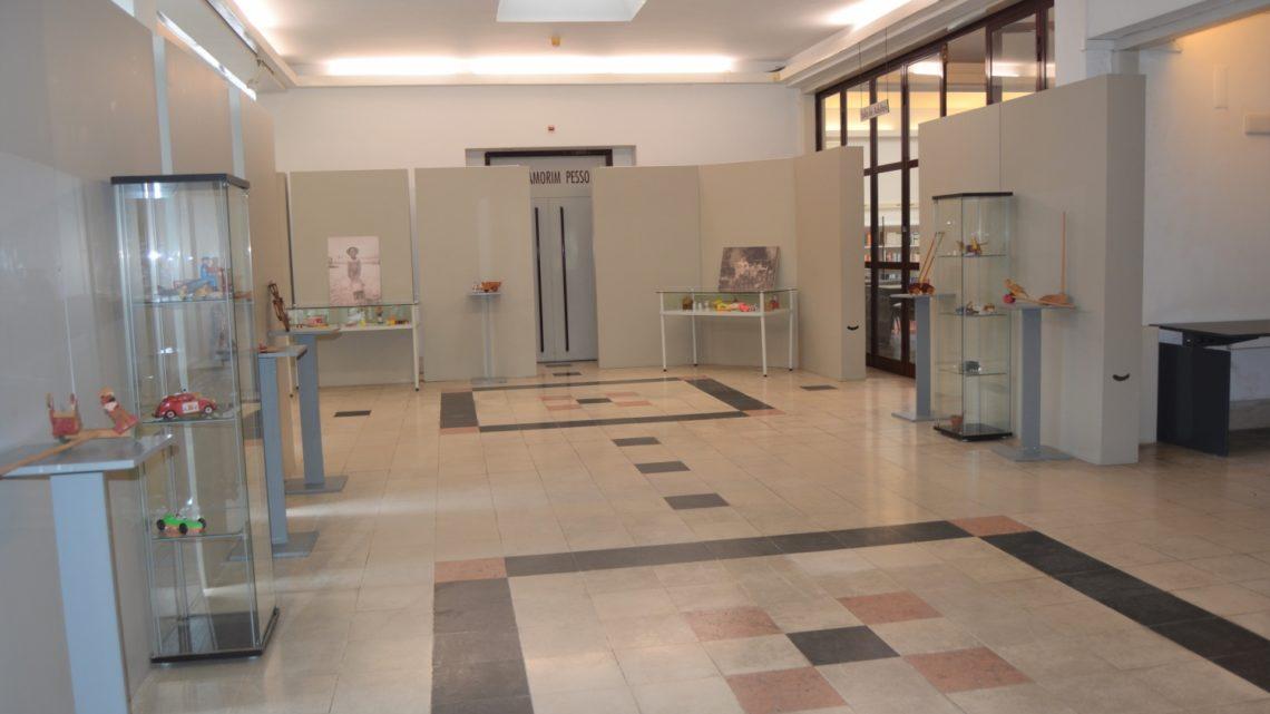 Exposição Brincar em Português na Biblioteca Municipal de Cantanhede – Até ao próximo dia 30 de junho