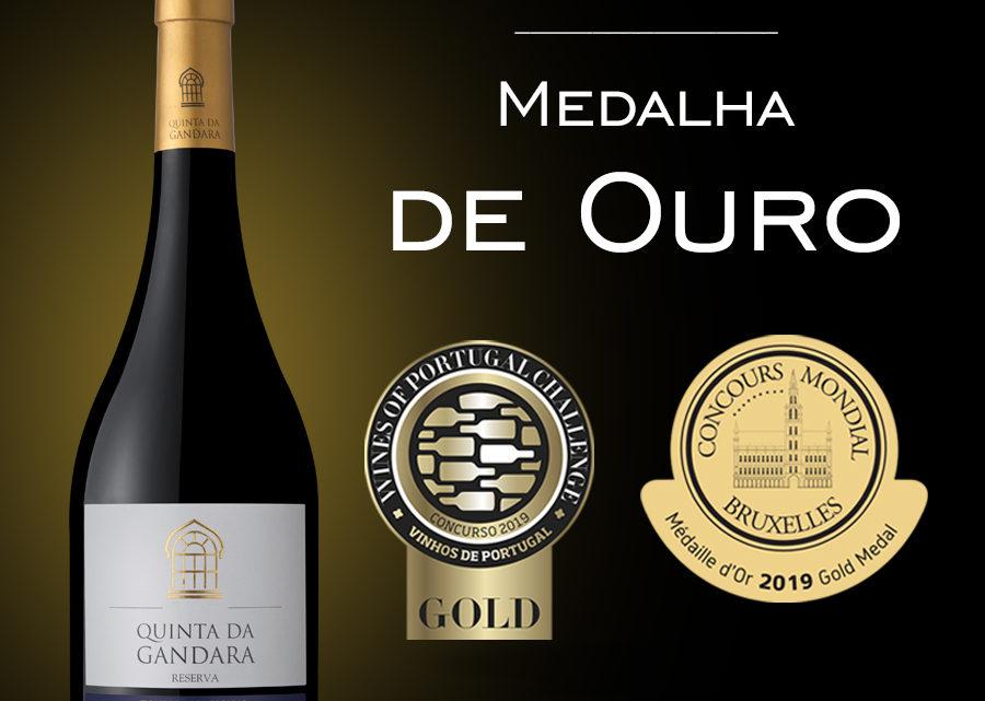 Anadia | Quinta da Gândara tinto ganha Medalha de Ouro em concurso Mundial