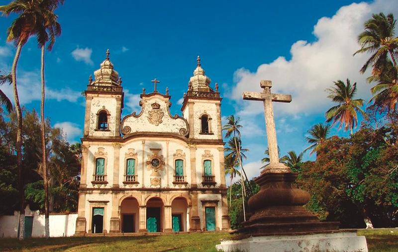 Religião   Igreja de Nossa Senhora dos Prazeres dos Montes Guararapes