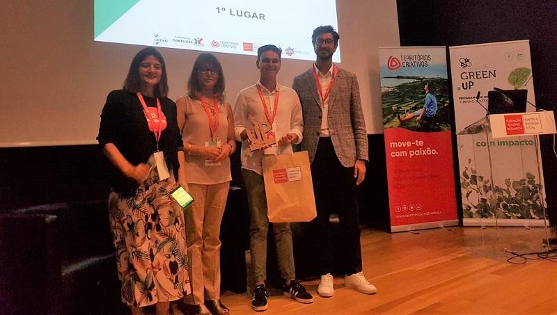 Portimão | Projeto portimonense vence concurso