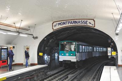 Viagem | Conheça a Paris subterrânea
