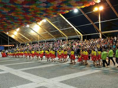 Região de Aveiro   Marchas Tradicionais coloriram as ruas de Águeda