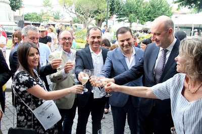 Castelo de Paiva   Milhares de visitantes em quatro dias de certame – Sucesso contabilizado reforça grandeza da Feira do Vinho Verde, Gastronomia e Artesanato