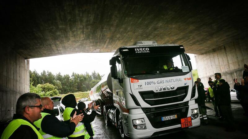 """Motoristas pedem """"perdão"""" aos portugueses pela greve prevista para agosto"""