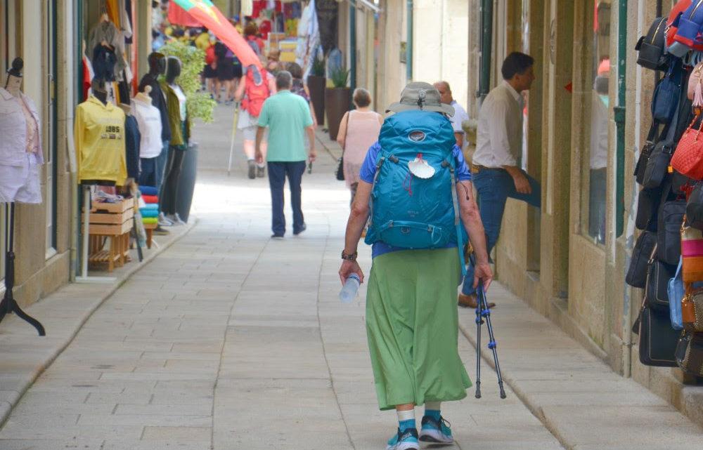 Norte | Valença Bate Recorde de Peregrinos de Janeiro a Junho 32 mil passam na Eurocidade Tui Valença