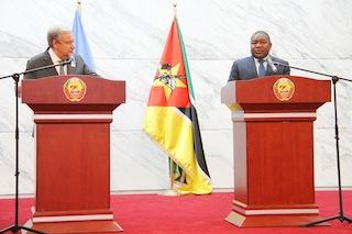 Moçambique | ONU vai colaborar no combate ao extremismo em Cabo Delgado