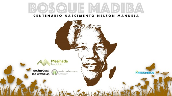 Neto de Nelson Mandela em Portugal