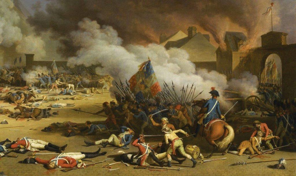 Mundo   Revolução Francesa – 230 anos depois