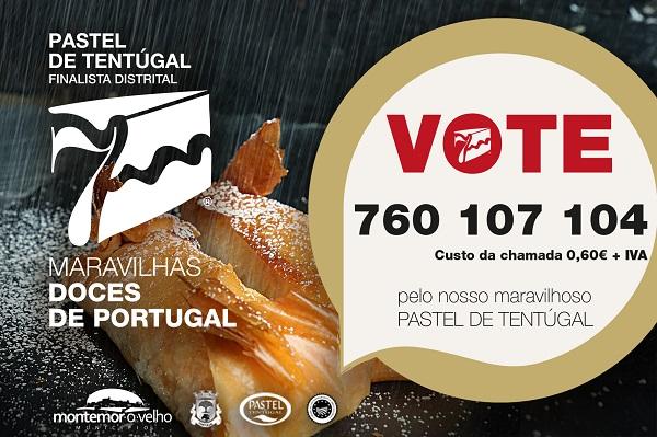 Região Centro | Pastel de Tentúgal quer estar na final das 7 Maravilhas Doces de Portugal