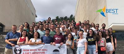 Centro   Verão BEST: Universidade de Coimbra recebe estudantes de Tecnologia de toda a Europa