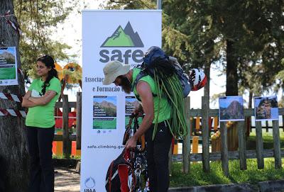 Desporto | Escaladores reúnem-se em Pampilhosa da Serra para XIX Encontro Nacional