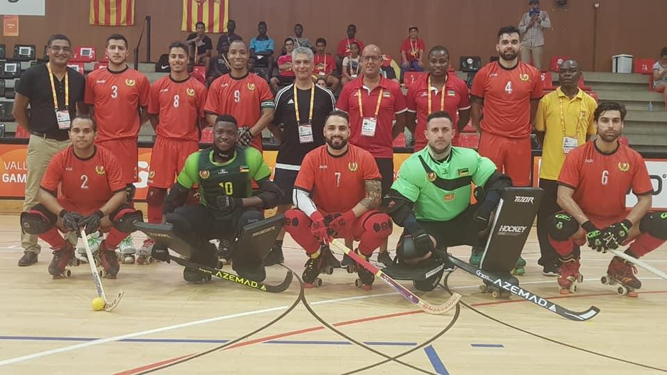 Desporto | Moçambique vence Mundial B de Hóquei em Patins