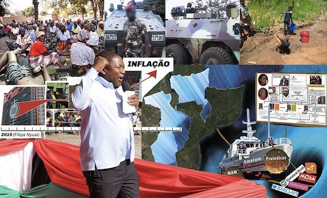 Moçambique | Crise das dívidas ilegais aumentou a pobreza em Moçambique, segundo estudo da UNU Wider