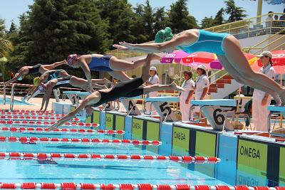 Alentejo   Fotorreportagem: 732 atletas de seis países disputam Campeonato Nacional de Masters de natação em Reguengos de Monsaraz