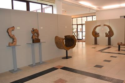 """Exposição """"Simbioses"""" na Biblioteca Municipal de Cantanhede, até ao próximo dia 31 de agosto"""