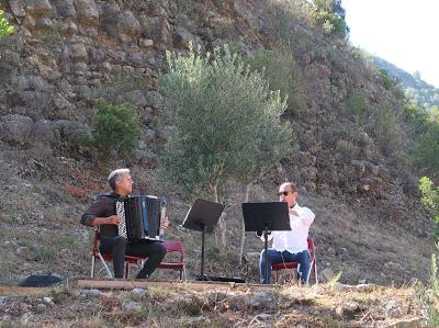 Porto de Mós | Sons da Fórnea: natureza e música de mãos dadas