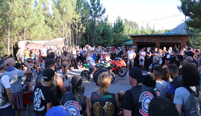 PAMPILHOSA DA SERRA | XI Encontro Motard juntou mais de 450 aficionados