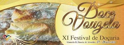 Vouzela recebe XI Festival de Doçaria a 27 e 28 de Julho – Iniciativa pretende promover doçaria da região