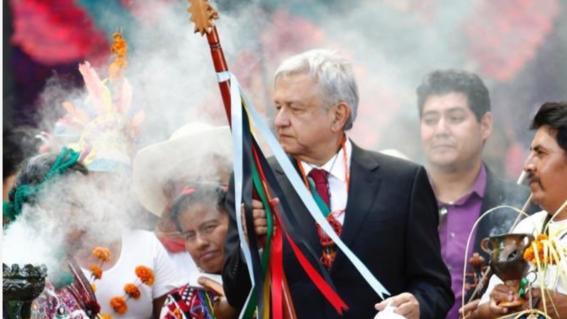 Religião | Presidente mexicano odeia a evangelização dos índios