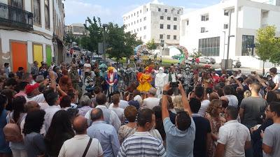 Região de Aveiro   AgitÁgueda arranca com milhares de visitantes