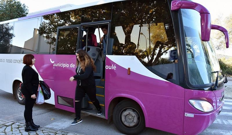 Loulé | Investimento reforçado no transporte escolar
