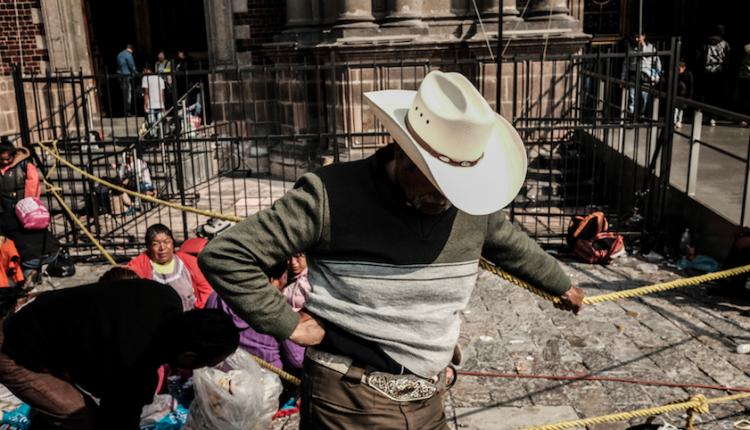 México | Fotografía La Zona Rosa Y La Basílica, Con La Visión Del Fotógrafo Italiano Alex Coghe