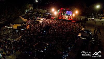 Eventos | Festas do Concelho atraíram milhares de pessoas a Oliveira de Frades