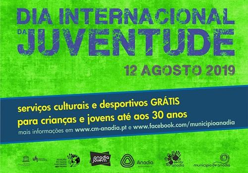 Região Centro | Anadia celebra Dia Internacional da Juventude
