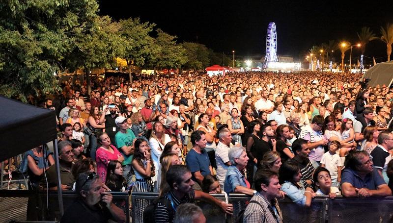 Portimão | Festival da Sardinha arranca com 25 mil pessoas