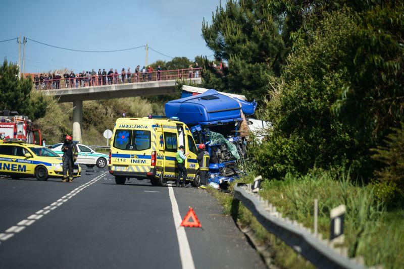 Quase 260 mortos nas estradas nos primeiros sete meses do ano