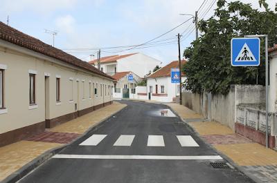 Marinha Grande | Investimento de 300 mil euros na Rua da Vitória