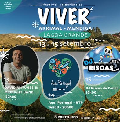 Porto de Mós | Festival Viver 2019