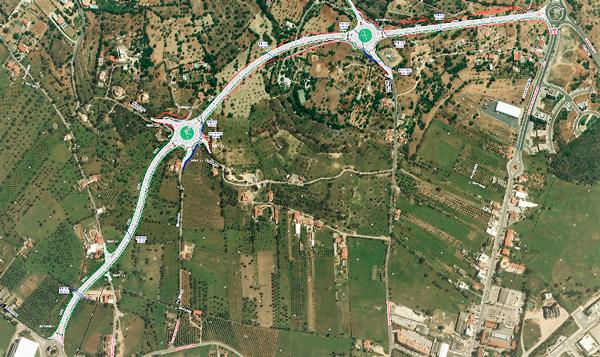 Algarve | Quatro milhões de euros para concluir Circular Norte de Loulé