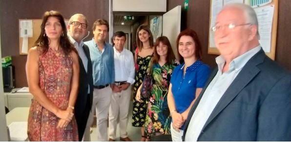 POLITICA | PSD de Coimbra entregou as Listas das Legislativas 2019