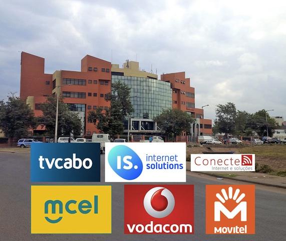 Mundo | Operadores de telefonia móvel e provedores de internet tem novas regras para cumprir em Moçambique