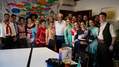 Cultura | Festival Internacional de Dança de Águeda, Encontro de danças e culturas proporcionou um grande espetáculo em Águeda