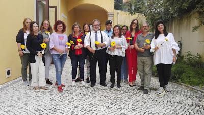 Pedro Cardoso passa testemunho a Célia Simões na Comissão de Proteção de Crianças e Jovens de Cantanhede