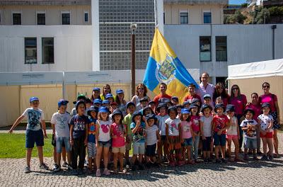 Pampilhosa da Serra | Hastear da Bandeira anuncia início das festas do concelho