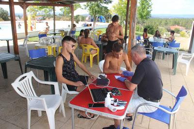 Proença-a-Nova   Unidade Móvel de Saúde já realizou mais de 330 atendimentos nas praias e piscinas