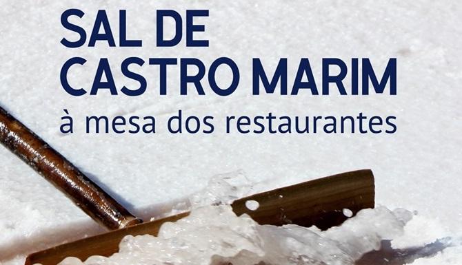 Sul | Sal de Castro Marim promovido à mesa dos restaurantes locais