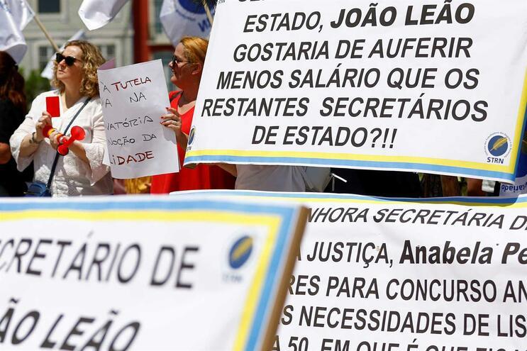 Pré-avisos de greve sobem 75% até Julho para valor mais elevado desde 2013
