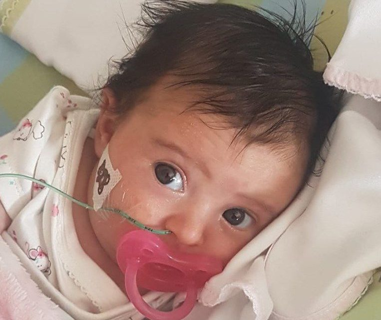 Saúde   Matilde e Natália. Bebés com doença rara iniciaram o tratamento inovador
