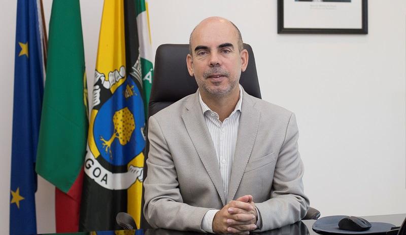 Lagoa | Luís Encarnação é o novo presidente da Câmara de Lagoa