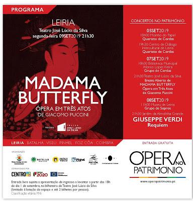 Leiria   Projeto Ópera no Património