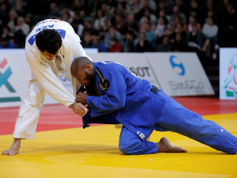 DESPORTO | Judoca Jorge Fonseca é campeão do mundo em -100 kg
